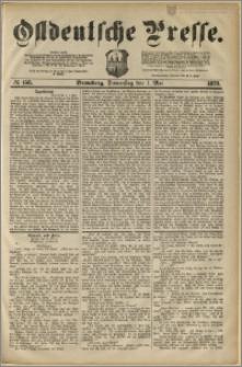 Ostdeutsche Presse. J. 3, 1879, nr 158