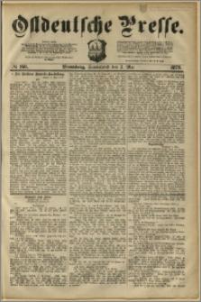 Ostdeutsche Presse. J. 3, 1879, nr 160