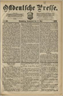 Ostdeutsche Presse. J. 3, 1879, nr 166
