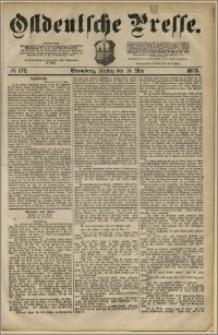 Ostdeutsche Presse. J. 3, 1879, nr 172