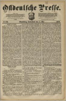 Ostdeutsche Presse. J. 3, 1879, nr 173