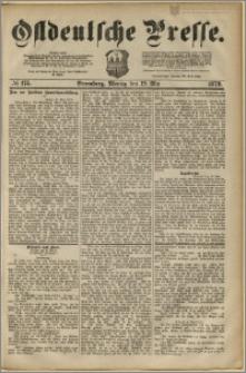 Ostdeutsche Presse. J. 3, 1879, nr 175