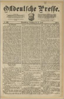 Ostdeutsche Presse. J. 3, 1879, nr 187