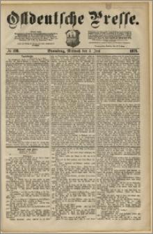 Ostdeutsche Presse. J. 3, 1879, nr 188