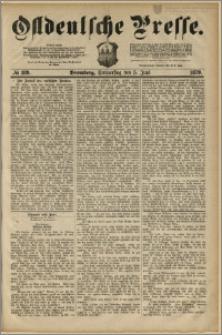 Ostdeutsche Presse. J. 3, 1879, nr 189