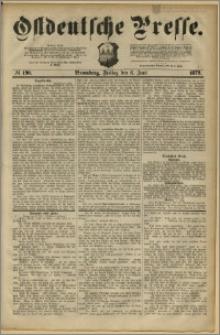 Ostdeutsche Presse. J. 3, 1879, nr 190