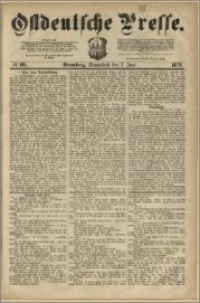 Ostdeutsche Presse. J. 3, 1879, nr 191