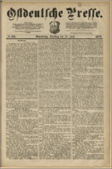 Ostdeutsche Presse. J. 3, 1879, nr 194