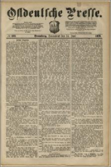 Ostdeutsche Presse. J. 3, 1879, nr 198