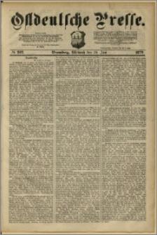 Ostdeutsche Presse. J. 3, 1879, nr 202