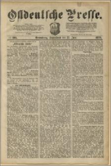 Ostdeutsche Presse. J. 3, 1879, nr 205