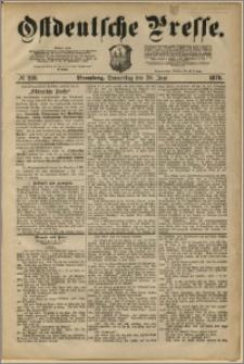 Ostdeutsche Presse. J. 3, 1879, nr 210