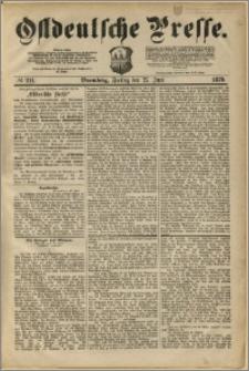 Ostdeutsche Presse. J. 3, 1879, nr 211