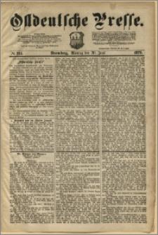 Ostdeutsche Presse. J. 3, 1879, nr 214