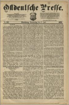 Ostdeutsche Presse. J. 3, 1879, nr 217