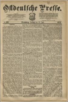 Ostdeutsche Presse. J. 3, 1879, nr 225
