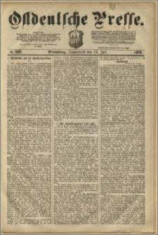 Ostdeutsche Presse. J. 3, 1879, nr 233