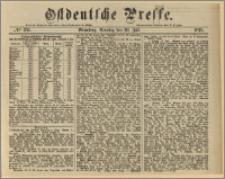 Ostdeutsche Presse. J. 3, 1879, nr 234