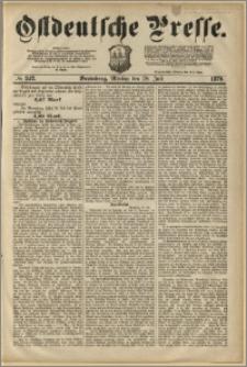 Ostdeutsche Presse. J. 3, 1879, nr 242