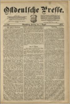 Ostdeutsche Presse. J. 3, 1879, nr 246