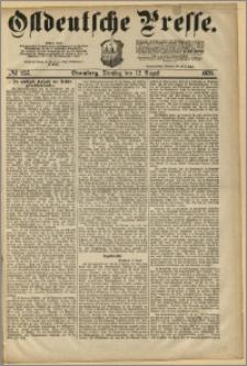 Ostdeutsche Presse. J. 3, 1879, nr 257