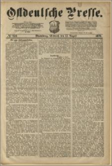 Ostdeutsche Presse. J. 3, 1879, nr 258