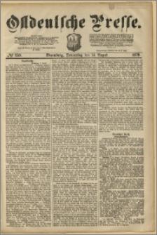 Ostdeutsche Presse. J. 3, 1879, nr 259