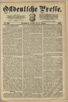 Ostdeutsche Presse. J. 3, 1879, nr 260