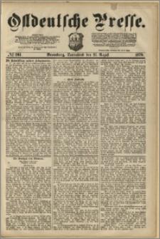 Ostdeutsche Presse. J. 3, 1879, nr 261