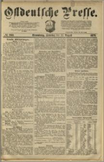 Ostdeutsche Presse. J. 3, 1879, nr 262
