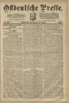 Ostdeutsche Presse. J. 3, 1879, nr 267