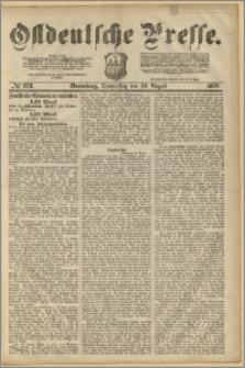 Ostdeutsche Presse. J. 3, 1879, nr 273