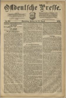 Ostdeutsche Presse. J. 3, 1879, nr 274