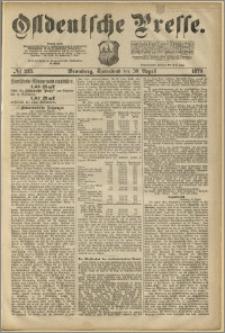 Ostdeutsche Presse. J. 3, 1879, nr 275