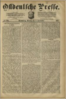 Ostdeutsche Presse. J. 3, 1879, nr 284