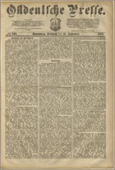 Ostdeutsche Presse. J. 3, 1879, nr 286