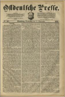Ostdeutsche Presse. J. 3, 1879, nr 287