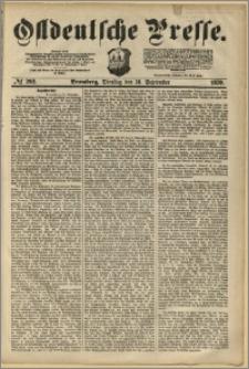Ostdeutsche Presse. J. 3, 1879, nr 292