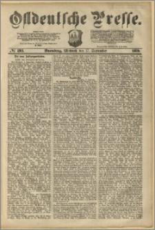 Ostdeutsche Presse. J. 3, 1879, nr 293