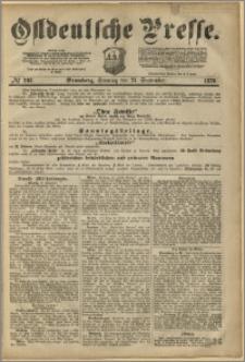 Ostdeutsche Presse. J. 3, 1879, nr 297