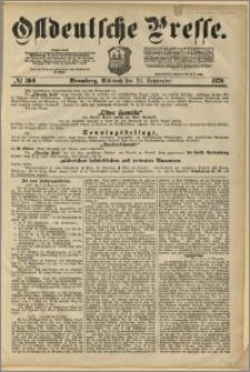Ostdeutsche Presse. J. 3, 1879, nr 300