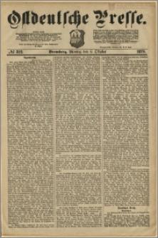 Ostdeutsche Presse. J. 3, 1879, nr 312