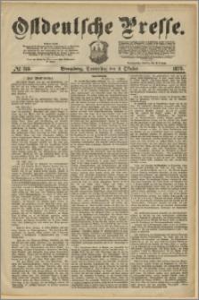 Ostdeutsche Presse. J. 3, 1879, nr 315