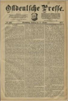 Ostdeutsche Presse. J. 3, 1879, nr 316