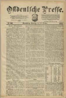 Ostdeutsche Presse. J. 3, 1879, nr 318