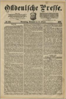Ostdeutsche Presse. J. 3, 1879, nr 321