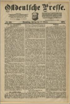 Ostdeutsche Presse. J. 3, 1879, nr 323
