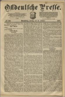 Ostdeutsche Presse. J. 3, 1879, nr 337