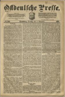 Ostdeutsche Presse. J. 3, 1879, nr 341