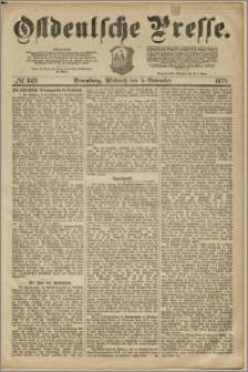 Ostdeutsche Presse. J. 3, 1879, nr 342